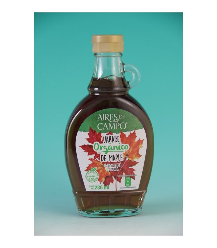 Jarabe de Maple 236 ml.